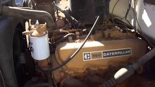 Repeat youtube video 1973 Ford LN7000 w/ 1150 v8 CAT