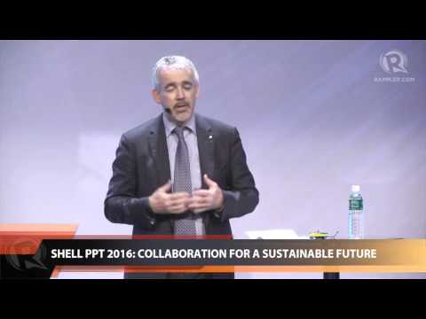 Shell PPT 2016: Simon Henry, Chief Financial Officer of Royal Dutch Shell