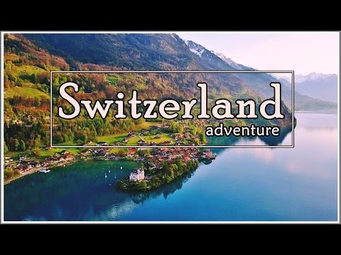 Switzerland Adventure - DJI Mavic Pro • 2017