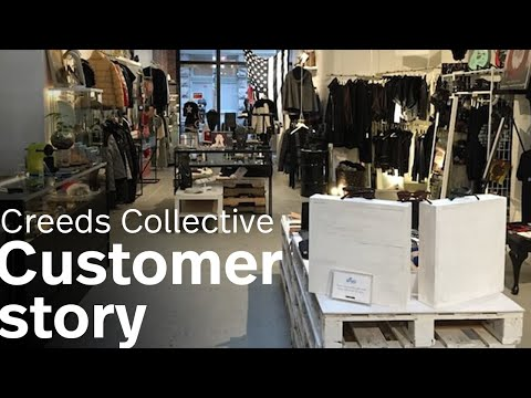 Creeds Collective's SoHo Pop Up | Lightspeed Retail | English