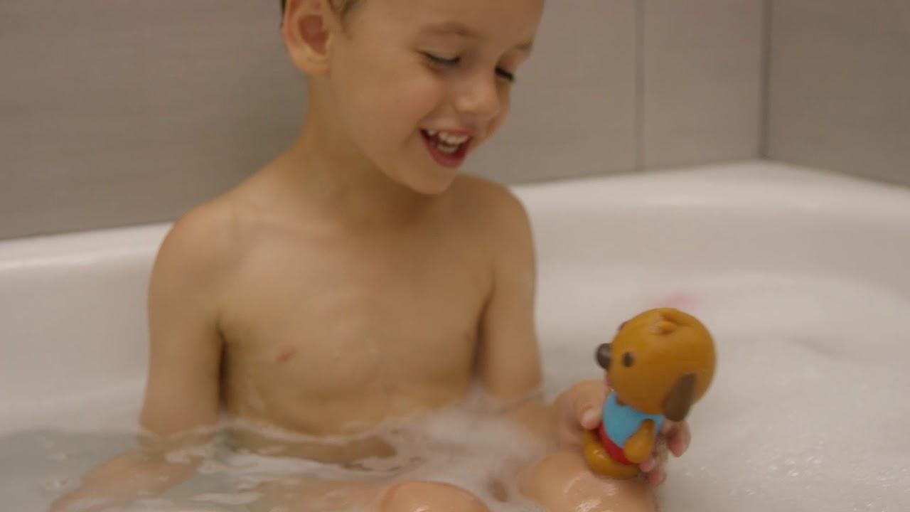 NEW: Sago Mini Easy Clean Bath Squirters - YouTube