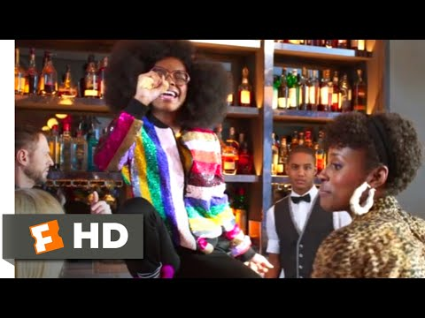 Little (2019) - Breadstick Karaoke Scene (6/10) | Movieclips