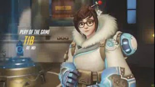 Dank Mei play of the game