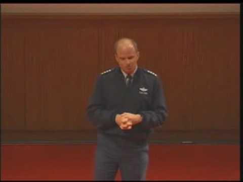 Gen. Kevin Chilton - All Hands APL (3/4)