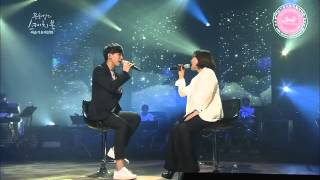 [English] Lee Seung Gi ft Lee Sun Hee _ Meet Him Among Them (live) [이승기 & 이선희 _ 그 중에 그대를 만나 ]