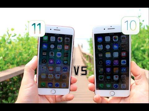 IOS 11 Vs IOS 10.3.3 Things You Will Appreciate