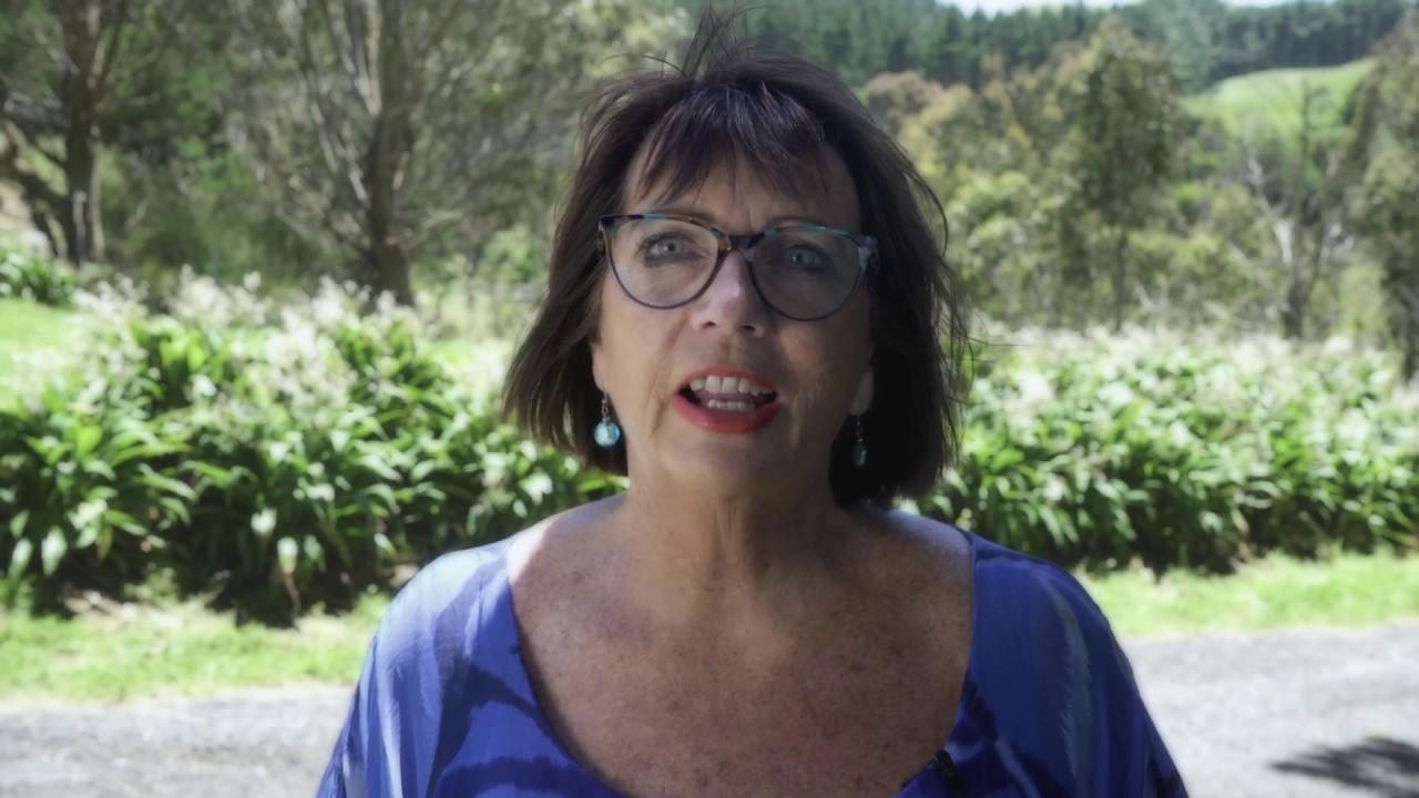 Ingrid Saxton, Wellington Celebrant