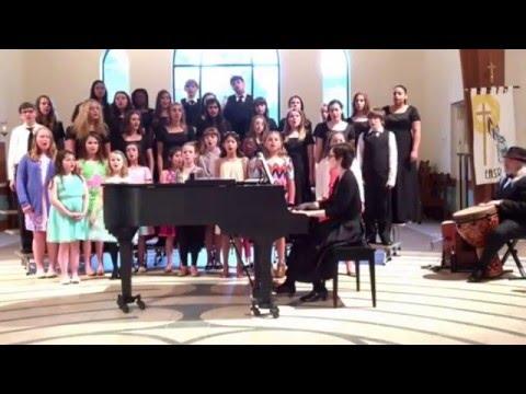 Jabula Jesu, a Zulu folk song