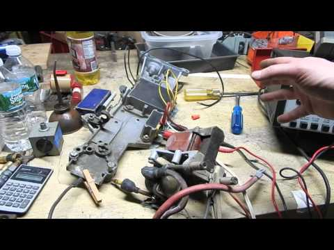 """The Mercury 115 """"tower of power"""" outboard motor Part 7"""