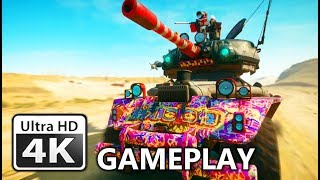 RAGE 2 : Extended Gameplay 4K | Eden Assault