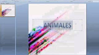 Como crear diapositivas thumbnail