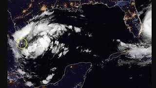 Weather in 5 Hurricane Dorian Showing Signs of Moving North 120 MPH Winds Cat 3.