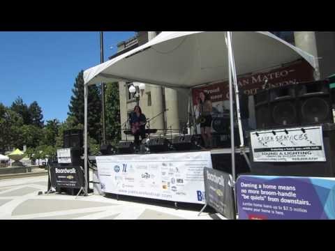 2017-07-22 PAL Blues, Music, ARTS and BBQ Festival - Downtown Redwood City
