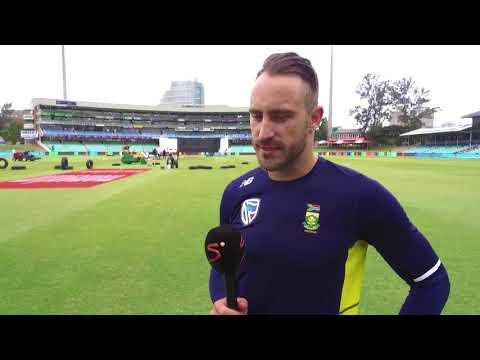 Faf relishing Durban challenge [Blitz Newsclip]