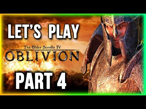 OBLIVION Walkthrough (Elder Scrolls Part 4)