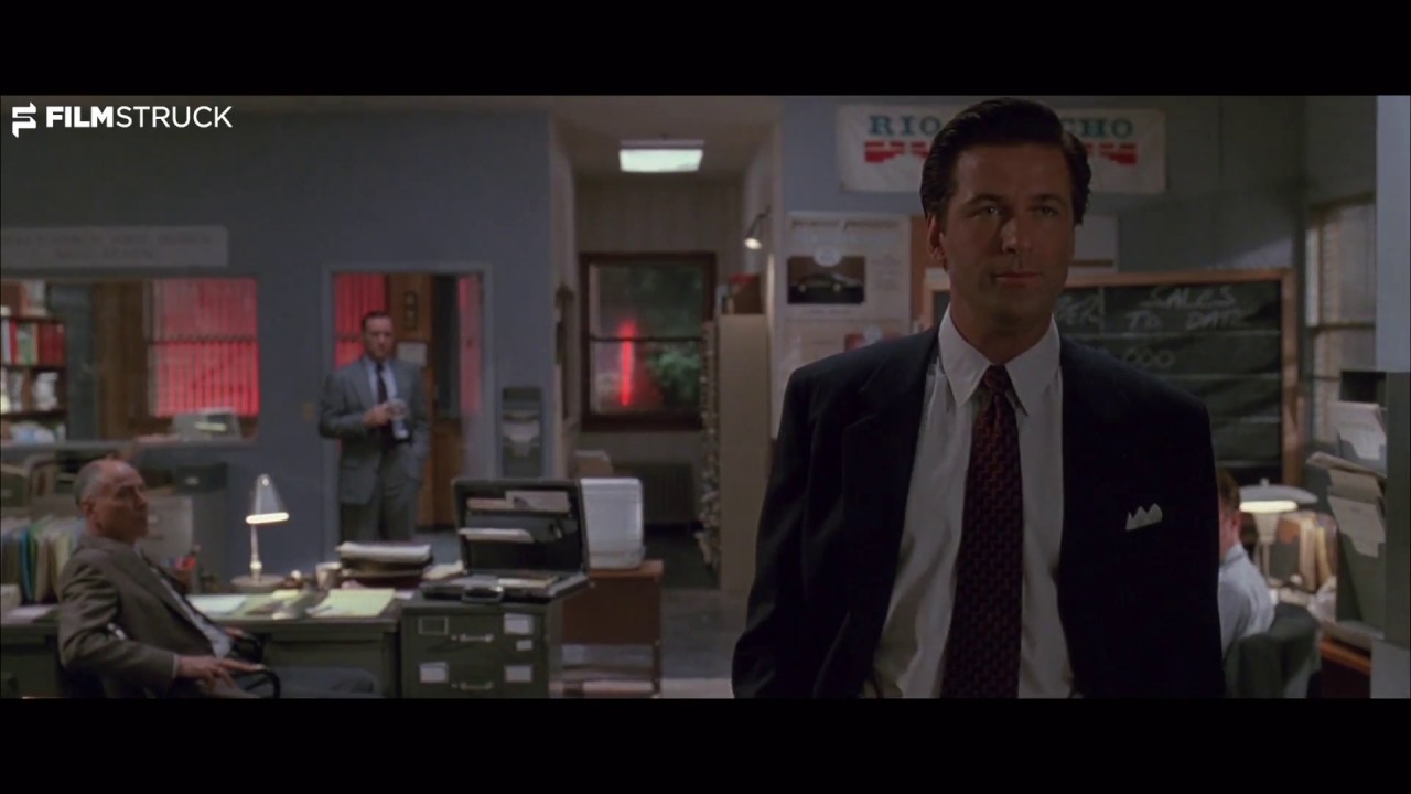 GLENGARRY GLEN ROSS, James Foley, 1992 - Coffee is for ...