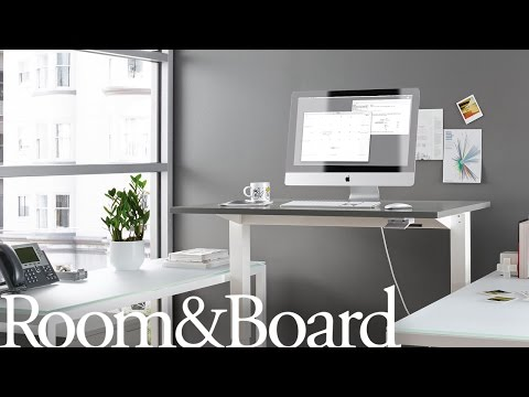How to Use The Float® Standing Desk by Humanscale