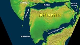 Atlantis Discovered Finally high resolution copy