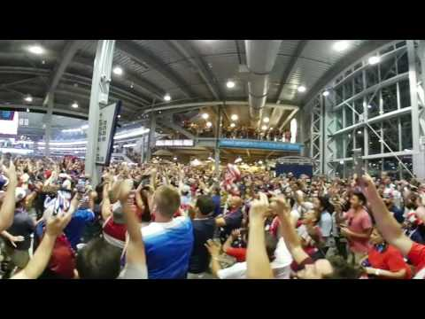 American Outlaws AT&T Stadium