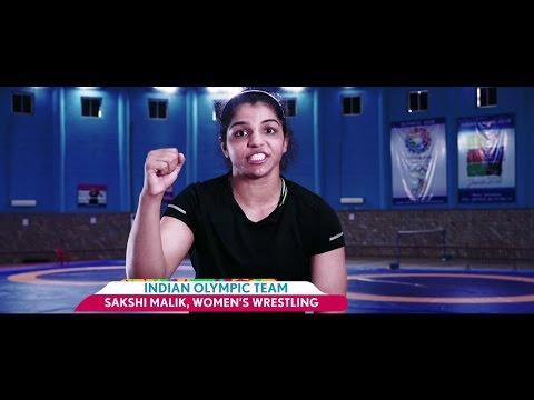 Give Sakshi Malik a #BillionCheers!