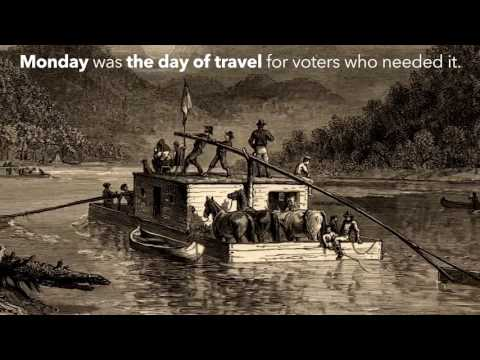 Why is the U.S. General Election Held on a Tuesday in November?.mov
