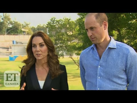 William And Kate Give First TV News Interview Ever