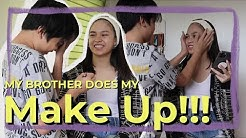 My Brother - ACE - Did My Make Up + Q&A! // Andree Bonifacio