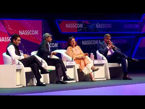 WCIT INDIA 2018 | NASSCOM LIF 2018 Session XX : Leaders' Discussion