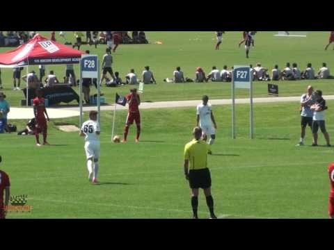 Sacramento Republic  vs Dallas FC U14 USSDA Summer Showcase 2017