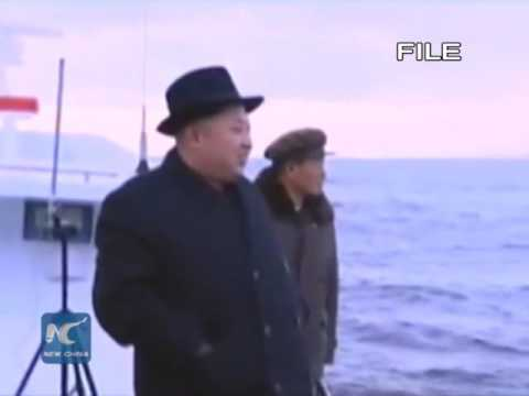 North Korea says successfully test-fires submarine ballistic missile