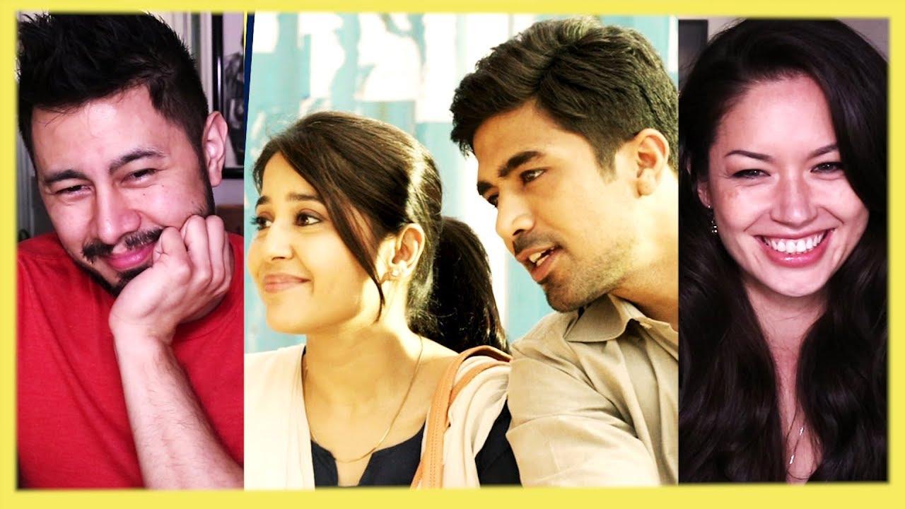 LOVE SHOTS - FULL FILM #2: KOI DEKH LEGA   Saqib Saleem   Shweta Tripathi   Reaction!