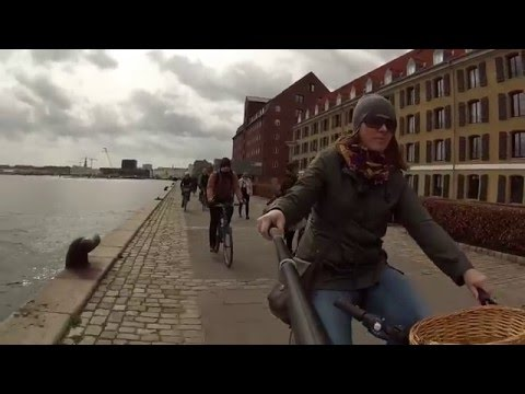 Get Lost Project: Copenhagen by Bicycle
