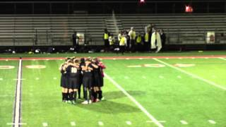 2015 MN Boys Section 4 Soccer Championship East Ridge vs North St. Paul