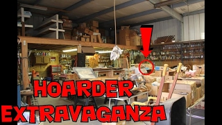 How To Go To An Estate Sale - Hoarder Junk And More Trash - Part 1