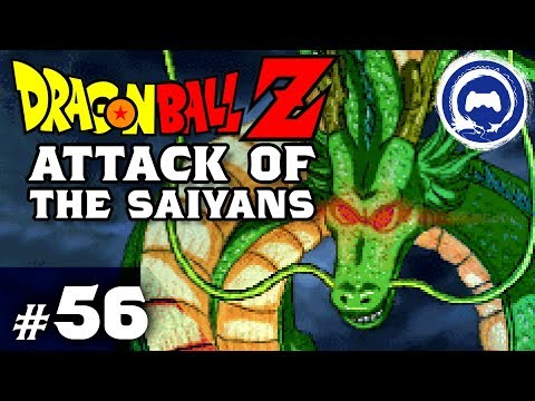 Dragon Ball Z Attack of the Saiyans Part 56 | TFS Plays