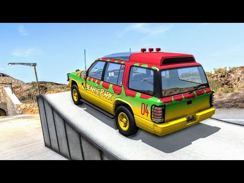 Epic High Speed Jumps #15 – BeamNG Drive