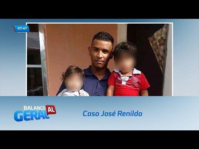 Caso José Renildo: Família não tem mais esperanças de encontrá-lo vivo
