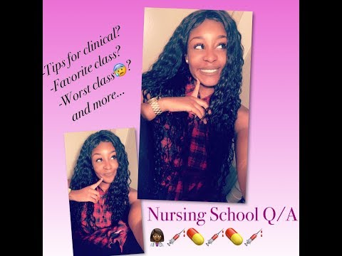 Nursing School Q/A and more...