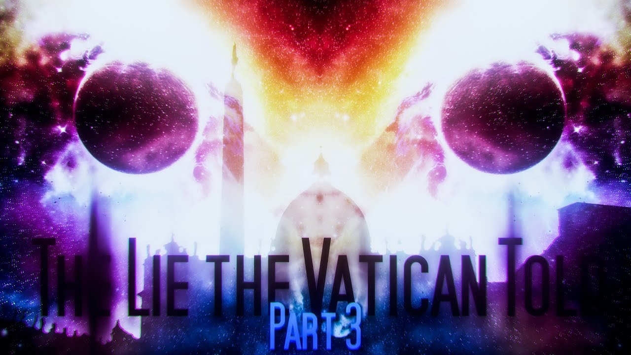 YRFT -  PART 3B - The LIE the VATICAN Told - The COVENS of AZAZEL  - Mirror Video