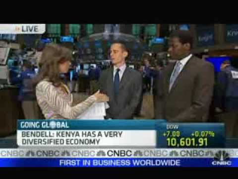 Africa Investor Day - 'A New Look at the 'Rich Continent'