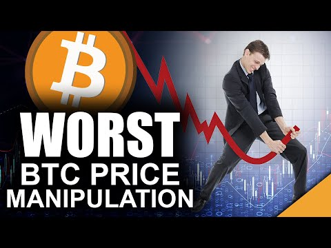 Worst Bitcoin Price Manipulation (Bitcoin Futures EXPLAINED)