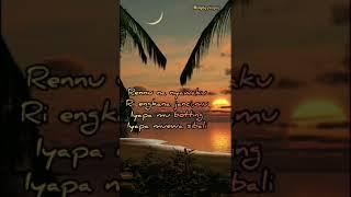 ☆lirik lagu bugis sedih_SILARIANG_ ansar s