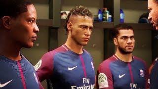 """FIFA 18 """"Neymar au PSG"""" Trailer"""