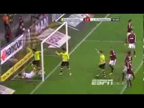 Download Borussia Dortmund 3 x 0 Nuremberg - 23ª rodada Campeonato Alemão