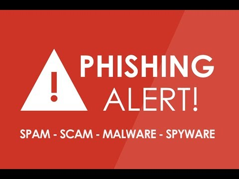 About phishing, scamming and fraud in the cryptocurrency world and how to protect yourself.
