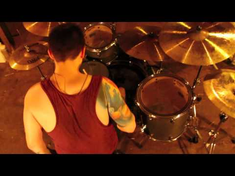 Aaron Ovecka || This Or The Apocalypse | Damaged Good | Drum Playthrough | 2013