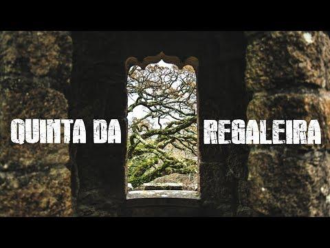 Um parque de diversões de 1500 - Sintra, Portugal