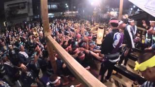 【あきる野市】あきる野三大まつり2014(阿伎留神社例大祭)