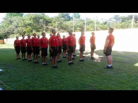 Oração do Aluno Monitor Militar GAM/CMPM