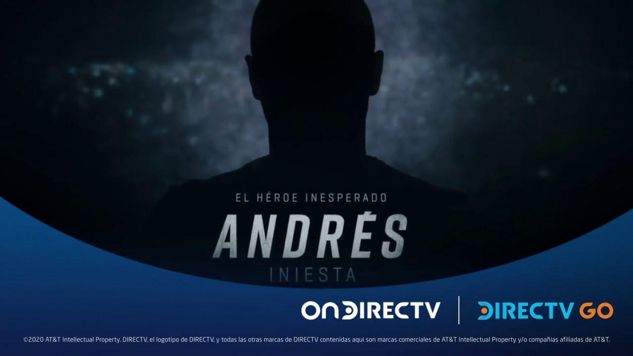 Andrés Iniesta: El héroe inesperado   DIRECTV GO